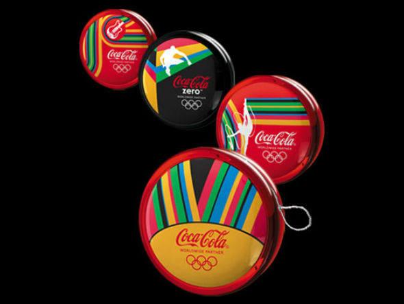 486520 ioiôs coca 1 Ioiôs Olimpíadas 2012 Coca Cola