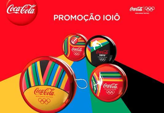 486520 ioiôs coca Ioiôs Olimpíadas 2012 Coca Cola