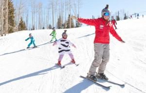 Pacotes de viagens, Esqui com crianças 2012-2013