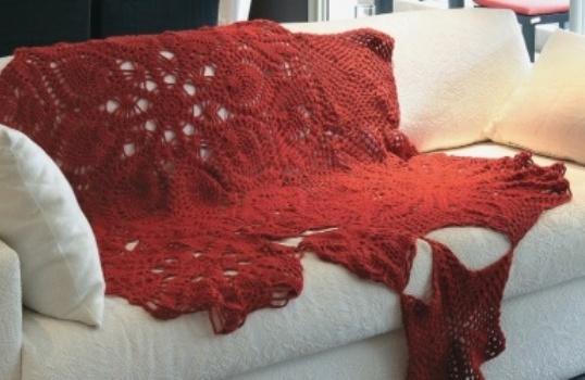 487033 Mantas para decorar sofás dicas fotos 10 Mantas para decorar sofás: dicas, fotos