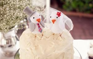 Decoração vintage para casamento