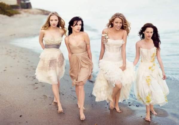 487223 praia Vestido de noiva para casamento informal