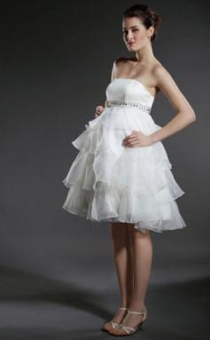 487759 Vestido de noiva para gr%C3%A1vidas 16 Vestido de noiva para grávidas: fotos