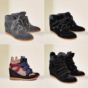 487836 Sneakers Arezzo modelos.1 Sneakers Arezzo, modelos