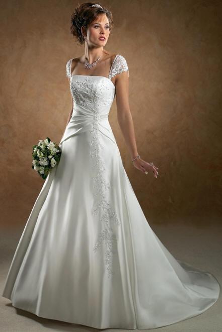 487951 Vestidos de noiva simples 01 Vestidos de noiva simples