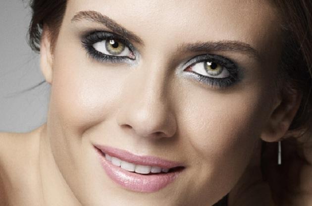 488096 make Olhos com contorno esfumaçado, como fazer