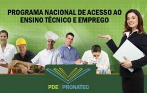 Pronatec Fortaleza, cursos gratuitos 2012