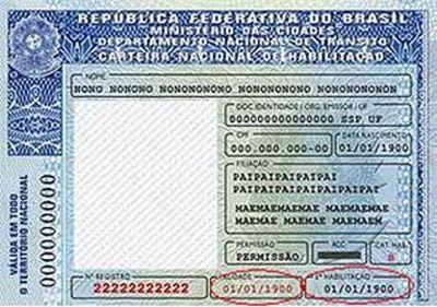 489199 conferir pontos carteira de motorista como fazer 2 Conferir pontos, carteira de motorista, como fazer