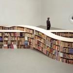 489842 Estantes criativas para livros 04 150x150 Estantes criativas para livros: fotos