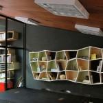 489842 Estantes criativas para livros 11 150x150 Estantes criativas para livros: fotos