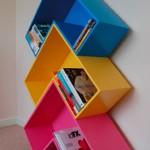 489842 Estantes criativas para livros 22 150x150 Estantes criativas para livros: fotos