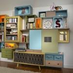 489842 Estantes criativas para livros 25 150x150 Estantes criativas para livros: fotos