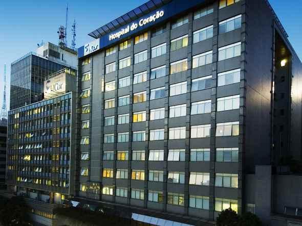 489958 HCor São Paulo Melhores hospitais do Brasil