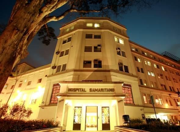 489958 Hospital Samaritano São Paulo Melhores hospitais do Brasil