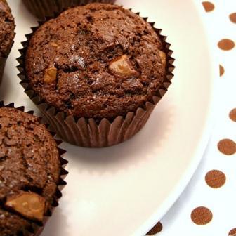 489993 muffins de chocolate Muffins de chocolate