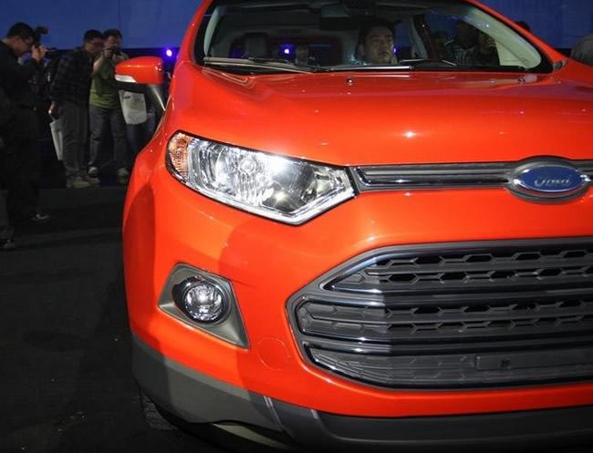 490410 Novo EcoSport 2013 preços versões data lançamento 01 Novo EcoSport 2013 preços, versões, data lançamento