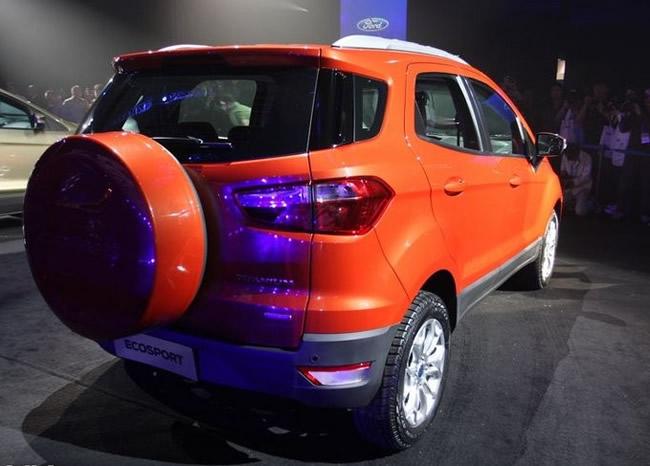490410 Novo EcoSport 2013 preços versões data lançamento 07 Novo EcoSport 2013 preços, versões, data lançamento