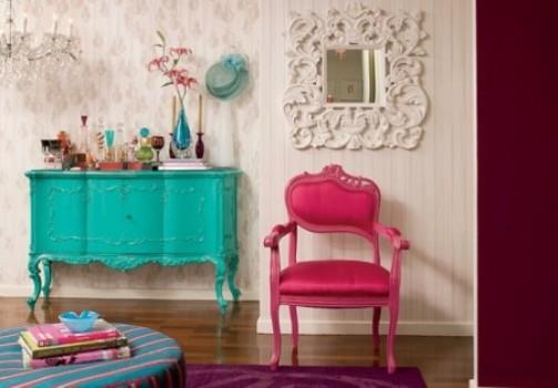 490584 Móveis coloridos como usar na decoração2 Móveis coloridos: como usar na decoração