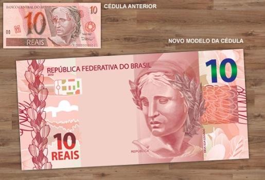 490698 Conheça as novas cédulas de 10 e 20 reais 1 Conheça as novas cédulas de 10 e 20 reais