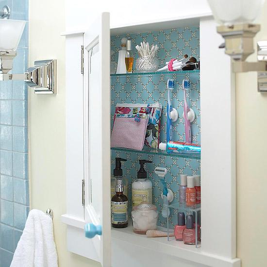 Armários do banheiro, como organizar -> Armario De Banheiro Como Organizar