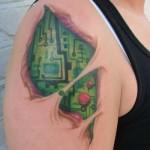 491044 Tatuagem feminina 3d 1 150x150 Tatuagem feminina 3D