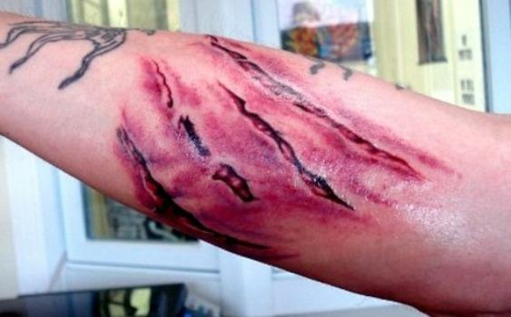 491156 Tatuagem 3D preço 2 Tatuagem 3D: preço