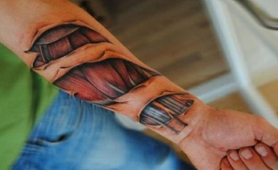 491156 Tatuagem 3D preço Tatuagem 3D: preço