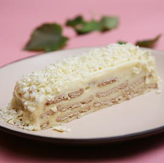 491642 pavê de chocolate branco 2 Pavê de chocolate branco