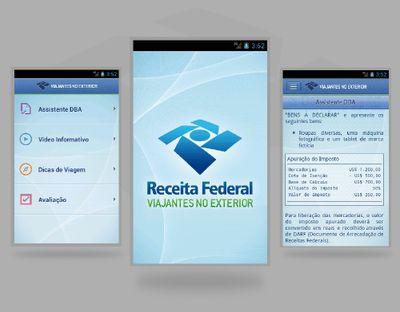 491693 aplicativo viajantes no exterior receita federal Aplicativo Viajantes no Exterior Receita Federal