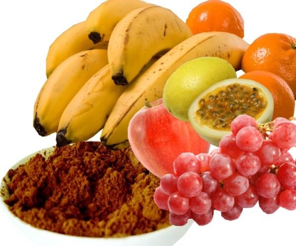 491927 As farinhas de frutas proporcionam vários benefícios para a saúde. Farinha de frutas: benefícios para a saúde, como consumir