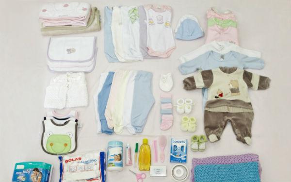 kit de rescem nascido bebes