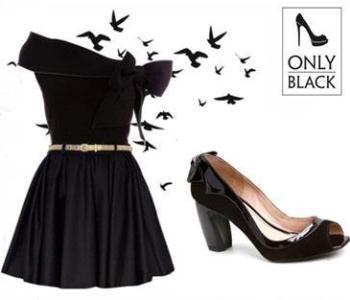 492695 Loja virtual Only Black venda de produtos na cor preta.1 Loja virtual Only Black: venda de produtos na cor preta