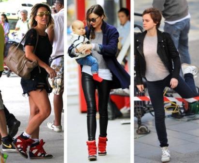 492978 Os sneakers vem conquistando o mundo feminino pela sua versatilidade. Sneakers: o que é