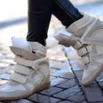 492983 O sneraker possui um aspecto esportivo eao mesmo tempo de elegância. 150x150 Sneakers Isabel Marant: preços, onde comprar