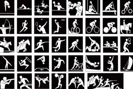 493390 Olimpíadas de Londres 2012 – modalidades disputadas1 Olimpíadas de Londres 2012: modalidades disputadas