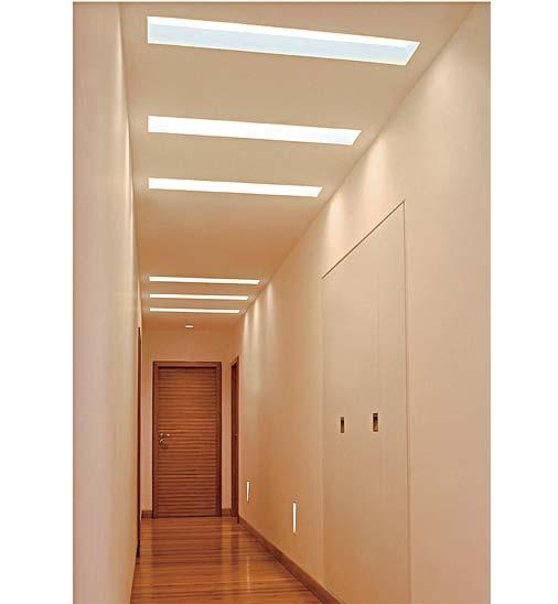 493474 Iluminação para corredores dicas fotos2 Iluminação para corredores: dicas, fotos