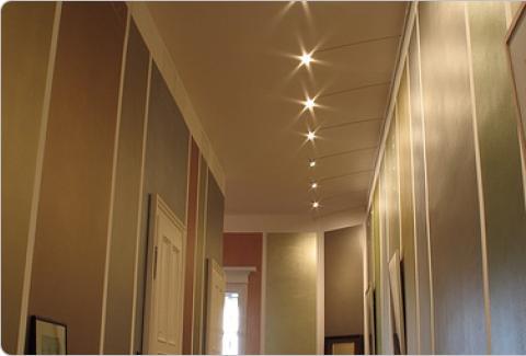 493474 Iluminação para corredores dicas fotos9 Iluminação para corredores: dicas, fotos