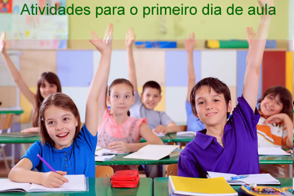493634 As dinamicas de volta as aulas são excelentes para o aprendizado dos alunos Dinâmicas de volta às aulas