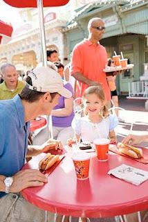 493716 quickservice Planos de refeições na Disney