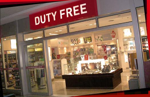 493717 As lojas Duty Free são um paraíso das compras. Como comprar em Free Shop