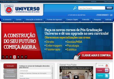 493996 pos graduacao universo 2012 inscricoes 3 Pós graduação UNIVERSO 2012: inscrições