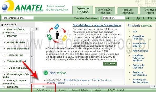 494023 Como reclamar na Anatel Como reclamar na Anatel