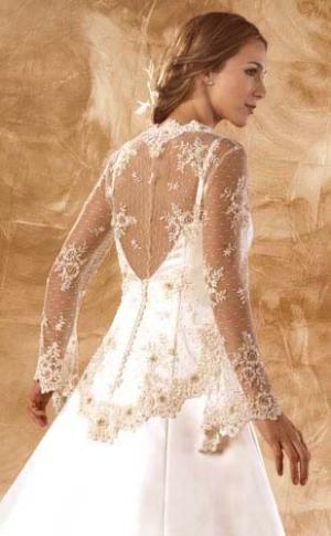 494054 Vestido de noiva rom%C3%A2ntico 06 Vestido de noiva romântico: fotos
