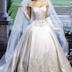 494054 Vestido de noiva romântico 12 150x150 Vestido de noiva romântico: fotos