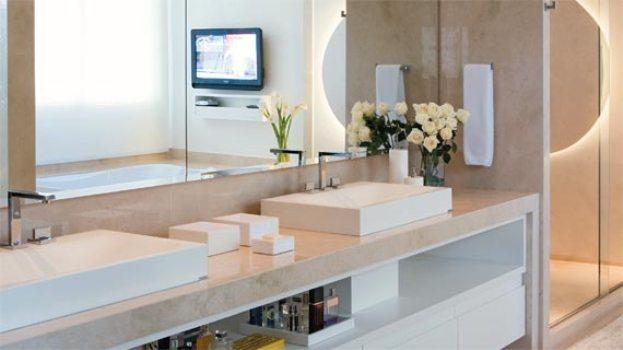 494134 Modelos de pias para banheiros dicas fotos 10 Modelos de pias para banheiros: dicas, fotos