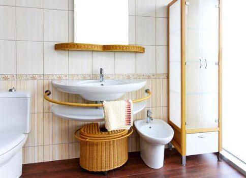 494134 Modelos de pias para banheiros dicas fotos 4 Modelos de pias para banheiros: dicas, fotos