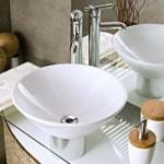 494134 Modelos de pias para banheiros dicas fotos 7 150x150 Modelos de pias para banheiros: dicas, fotos