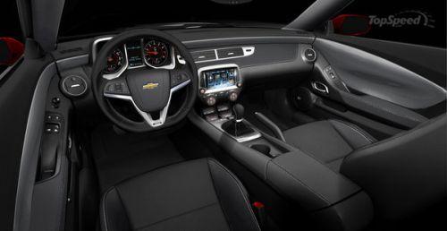 494152 novo chevrolet camaro 2013 fotos e preco 2 Novo Chevrolet Camaro 2013   Fotos e Preço