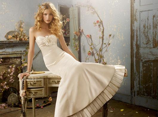 494208 Vestido de noiva moderno 16 Vestido de noiva moderno: fotos