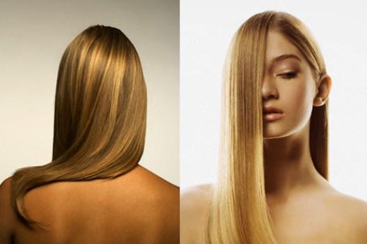 494226 É possível variar o penteado de cabelos muito lisos. Penteados para cabelo muito liso: dicas